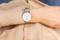 różowe złoto Zegarek Meller Denka W3R-1GREY - duże 9