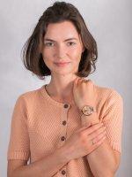 różowe złoto Zegarek Michael Kors Portia MK3845 - duże 4