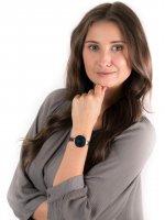 różowe złoto Zegarek Obaku Denmark Bransoleta V149LVLML - duże 4