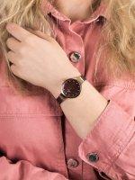 Obaku Denmark V173LXVNMN damski zegarek Slim bransoleta