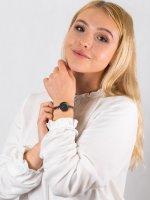 różowe złoto Zegarek Obaku Denmark Bransoleta V183LXVNSV - duże 4