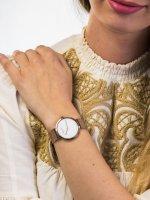 różowe złoto Zegarek Obaku Denmark Bransoleta V230LXVWMV - duże 5
