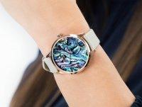 różowe złoto Zegarek Pierre Ricaud Pasek P22045.9G6AQ - duże 6
