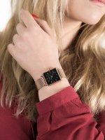 różowe złoto Zegarek Rosefield Boxy QBMR-Q05 - duże 5