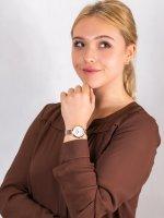 różowe złoto Zegarek Rubicon Bransoleta RNBE30RISX03BX - duże 4