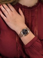 różowe złoto Zegarek Timex Milano TW2T90500 - duże 5