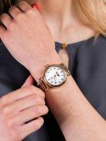 Timex TW2T89400 damski zegarek Model 23 bransoleta