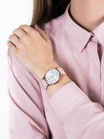 różowe złoto Zegarek Timex Norway TW2U22700 - duże 5