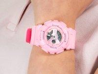zegarek Baby-G BA-110-4A1ER różowy Baby-G