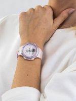 różowy Zegarek Casio Baby-G BGS-100SC-4AER - duże 5
