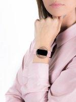 zegarek Garett 5903246287196 Smartwatch Garett Women Nicole RT różowy damski z krokomierz Damskie