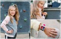 Zegarek Garett Smartwatch Garett Kids Nice różowy - dla dziecka