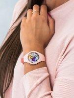 różowy Zegarek ICE Watch Ice-Flower ICE.016654 - duże 5