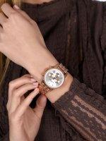 Rubicon RNBD06RISZ03AX zegarek sportowy Bransoleta