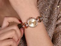Rubicon RNBD12RIRX03BX damski zegarek Bransoleta bransoleta