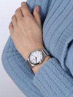 Rubicon RNBD80SAWX03BX damski zegarek Bransoleta bransoleta