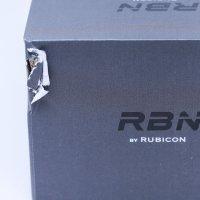 Rubicon RNBE45SIBX05AX-POWYSTAWOWY Smartwatch Rubicon RNBE45 srebrny zegarek Smartwatch