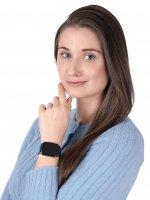 Rubicon RNCE42DIBX01AX zegarek damski sportowy Smartwatch pasek