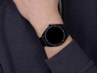 Rubicon RNCE55BIBX05AX zegarek czarny sportowy Smartwatch pasek