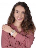 Rubicon RNPD25TWGX03BX damski zegarek Bransoleta bransoleta