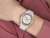 Rubicon RNPD25TWGX03BX zegarek klasyczny Bransoleta