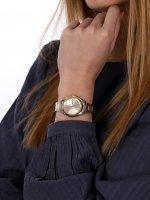 Seiko SUR354P1 damski zegarek Classic bransoleta