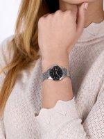 Seiko SUR409P1 damski zegarek Classic bransoleta