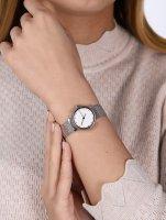 Skagen SKW2699 zegarek srebrny klasyczny Freja bransoleta