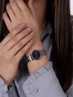 Skagen SKW2789 FREJA Freja klasyczny zegarek srebrny