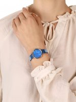 Skagen SKW2906 zegarek srebrny klasyczny Anita pasek