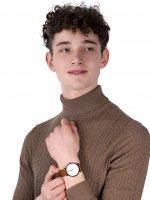 Skagen SKW6374 zegarek czarny klasyczny Signatur pasek