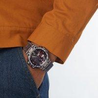 smartwatch Casio MTG-B1000WLP-1AER srebrny G-SHOCK Exclusive