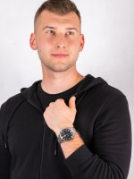 smartwatch męski  EDIFICE Premium EQB-700D-1AER - duże 4