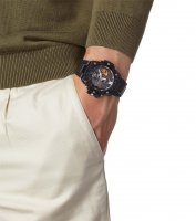 G-Shock GST-B100B-1A4ER smartwatch szary sportowy G-SHOCK G-STEEL pasek