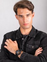 G-Shock GST-B100B-1A4ER smartwatch męski G-SHOCK G-STEEL
