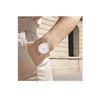 smartwatch złoty fashion/modowy Kronaby Carat S0716-1 bransoleta - duże 10