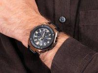 zegarek G-Shock GST-W120L-1AER brązowy G-SHOCK G-STEEL