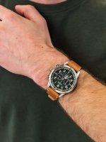 Citizen CA4420-21X męski zegarek Chrono pasek