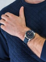 Citizen AW5000-16L męski zegarek Ecodrive pasek