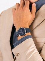 Citizen BM7400-12L męski zegarek Ecodrive pasek