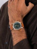 Citizen BM7483-15X męski zegarek Ecodrive pasek