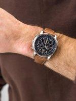 zegarek Citizen CB5860-27E męski z chronograf Radio Controlled