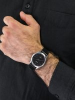 Citizen BJ6520-15E męski zegarek Titanium pasek