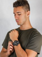 sportowy Zegarek czarny  G-SHOCK Master of G GWG-1000-1A3ER MUDMASTER - duże 4