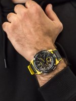 G-Shock GA-2000-1A9ER męski zegarek G-Shock pasek