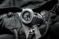 sportowy Zegarek czarny Casio G-Shock GA-2100-1A1ER - duże 11