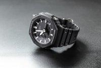 G-Shock GA-2100-1AER G-Shock sportowy zegarek czarny