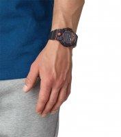 sportowy Zegarek czarny Casio G-SHOCK Original GBD-800-1ER G-SQUAD - duże 11
