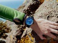 Traser TS-107719 P68 Pathfinder Automatic Blue P68 Pathfinder Automatic sportowy zegarek czarny