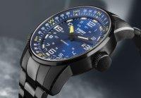 Traser TS-109523 zegarek czarny sportowy P68 Pathfinder Automatic bransoleta